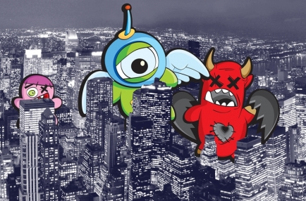 NEW YORK under attack1 (choose your monster) galerie 0