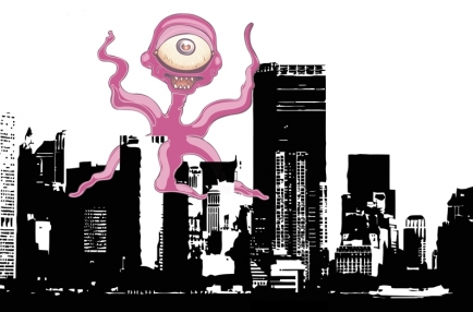 NEW YORK under attack2 (choose your monster) galerie 1