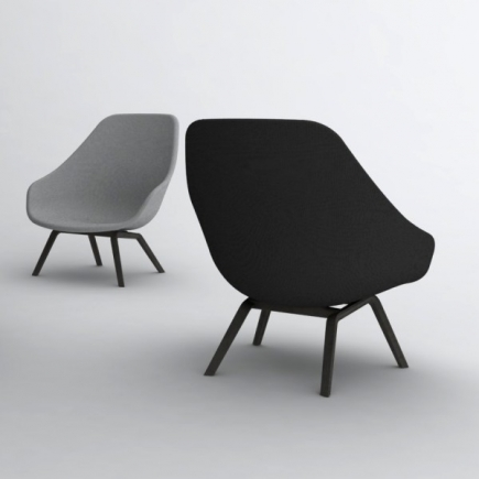 ABOUT A LOUNGE CHAIR  HIGH/LOW galerie 6