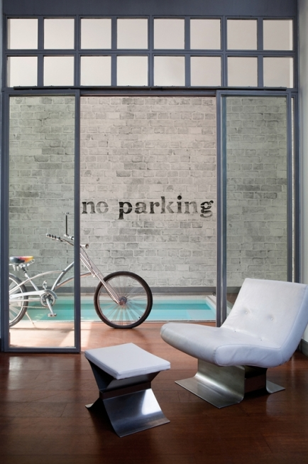 NO PARKING - NEW