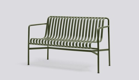 PALISSADE DINING BENCH galerie 1