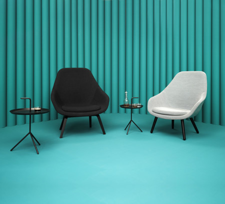ABOUT A LOUNGE CHAIR  HIGH/LOW galerie 7