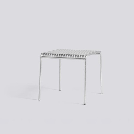PALISSADE TABLE HOT GALVANISED