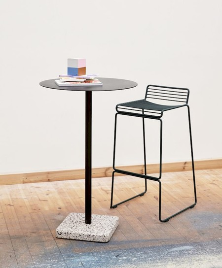 TERRAZZO TABLE HIGH
