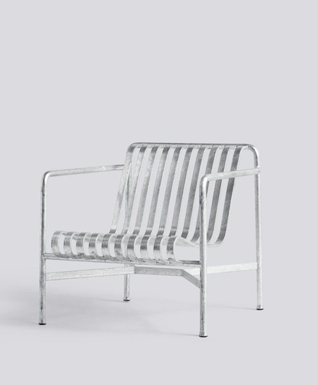 Křeslo Palissade Lounge Chair Low Hot Galvanised