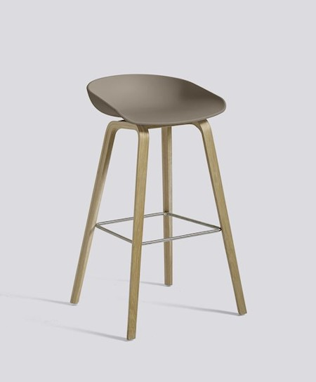 Barová židle About a stool AAS 32 Low / High galerie 3