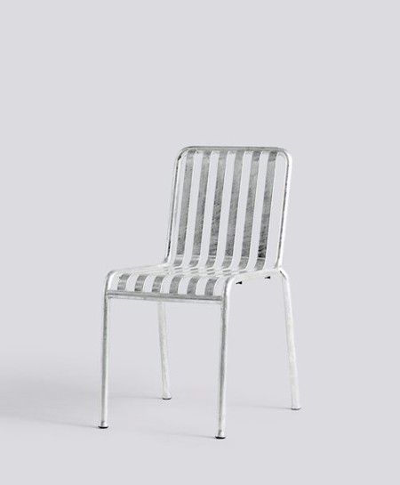 PALISSADE CHAIR HOT GALVANISED galerie 0
