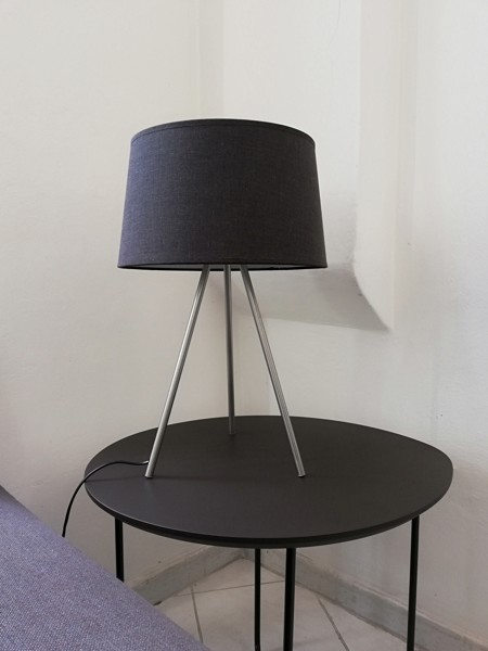 Lampa Exenza Black Soft