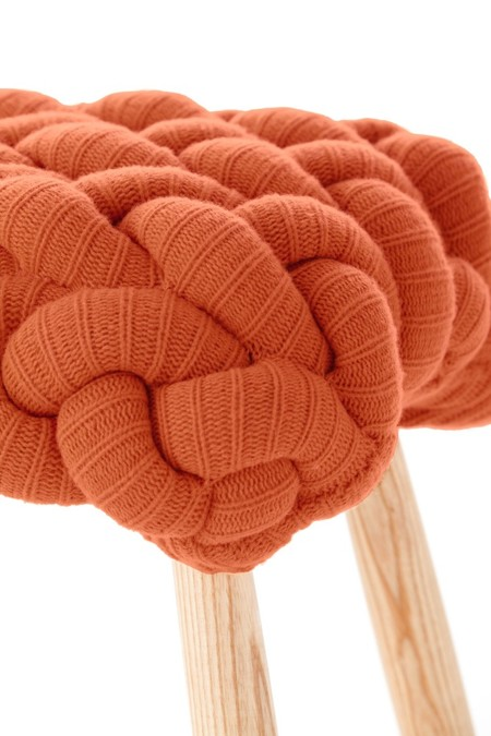 KNITTED STOOL galerie 0