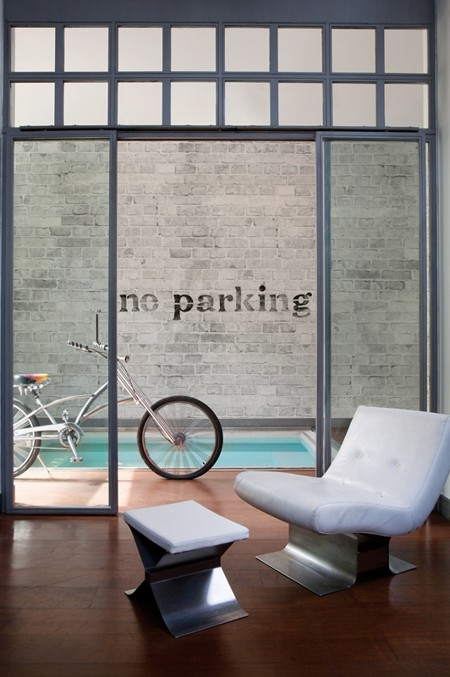 Tapeta No Parking - New