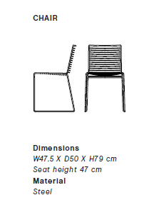 HEE DINING CHAIR galerie 6
